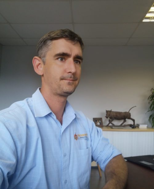 Sizabantu Piping Systems South Africa Management Team Mike Montgomery