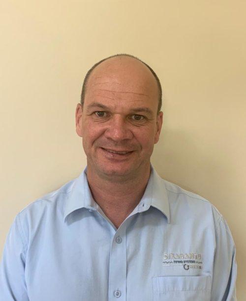 Sizabantu Piping Systems South Africa Management Team Pieter van Schalkwyk