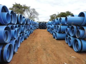 Sizabantu Plastic Pipe Manufacturing and distribution